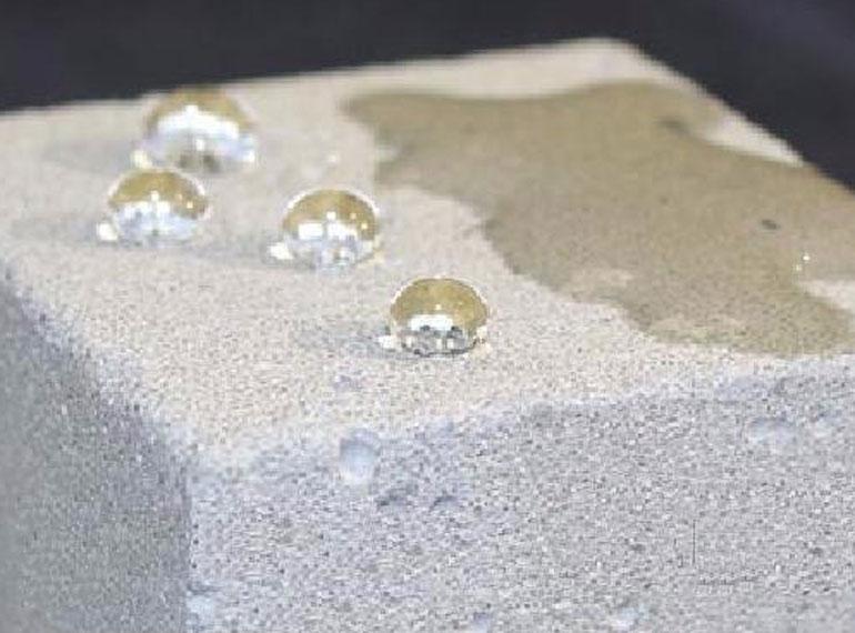 гидрофобизация бетона